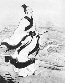 Penyair yang Cinta Negara – Qu Yuan