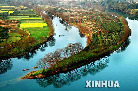 Wuyuan – Desa Paling Indah di Tiongkok