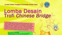 Lomba Desain Trofi Chinese Bridge