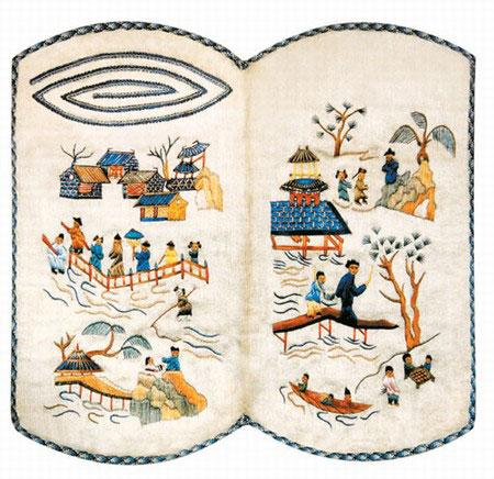 Kartu Ucapan Tahun Baru di Zaman Kuno