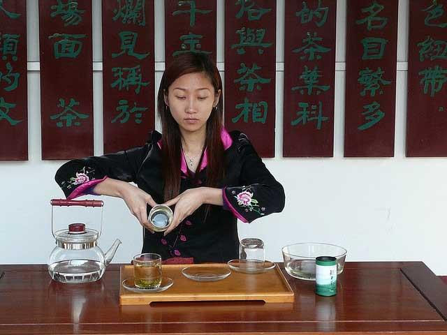 Teh Tiongkok