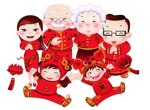 Bainian – 拜年 (Mengucapkan Selamat Tahun Baru Imlek)