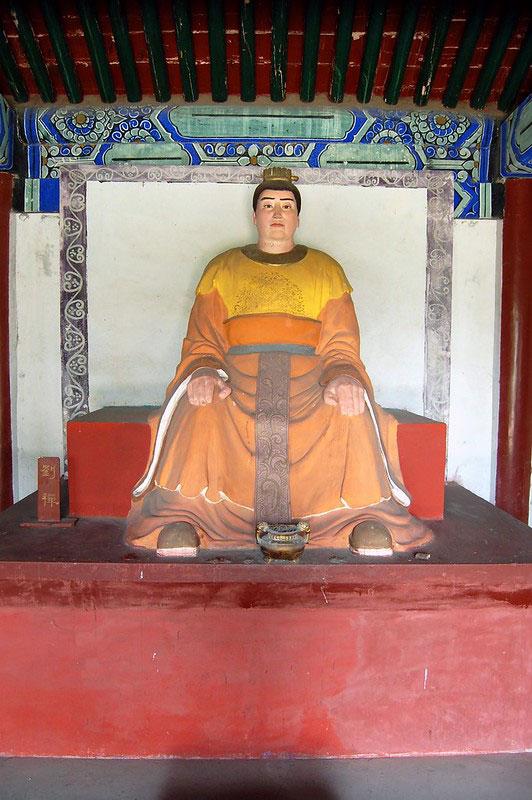 Pembahasan Tiga Negara oleh Yi Zhongtian (37 – 非常君臣/Relasi Luar Biasa Raja dan Menteri)