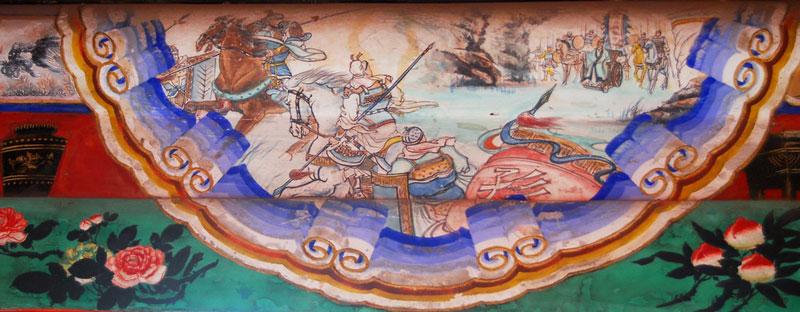 Pembahasan Tiga Negara oleh Yi Zhongtian (39 – 痛失臂膀/Kehilangan Lengan)